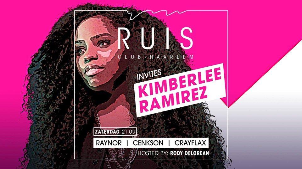 Ruis invites Kimberley Ramirez