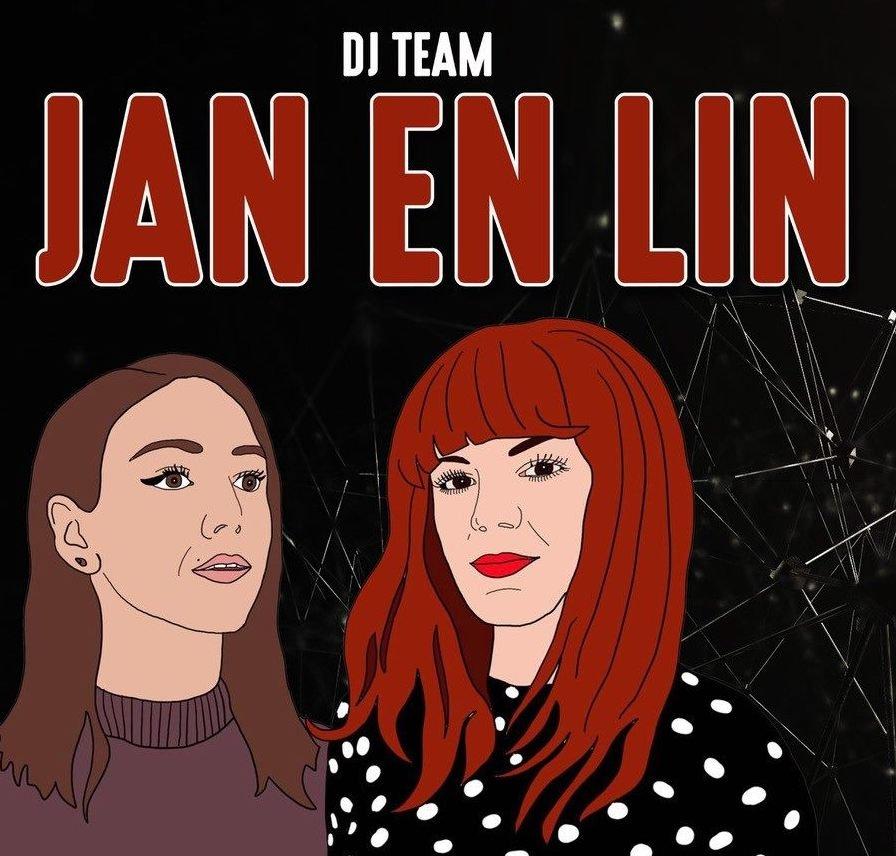DJ Team Jan en Lin