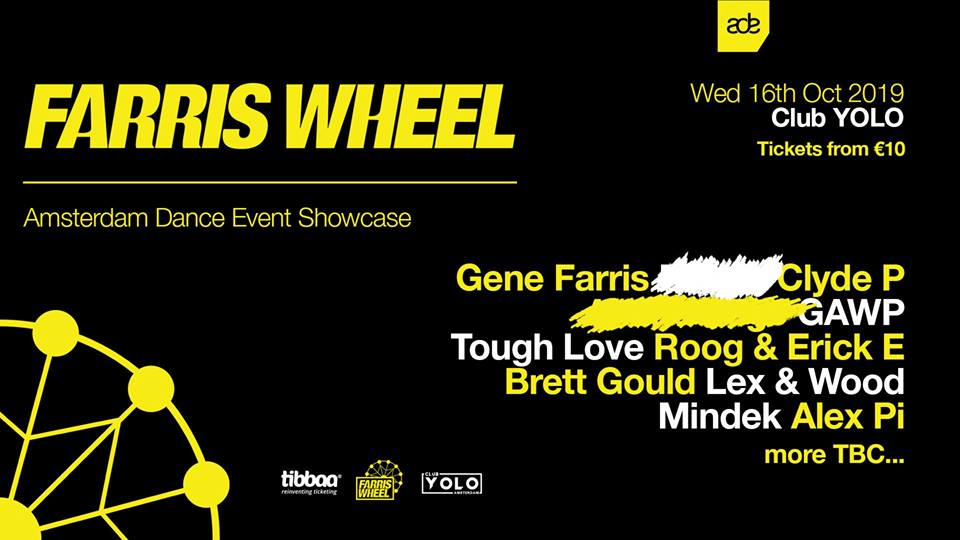 Farris Wheel ADE Showcase