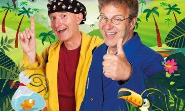 Ernst, Bobbie en de rest - Geklungel In De Jungle