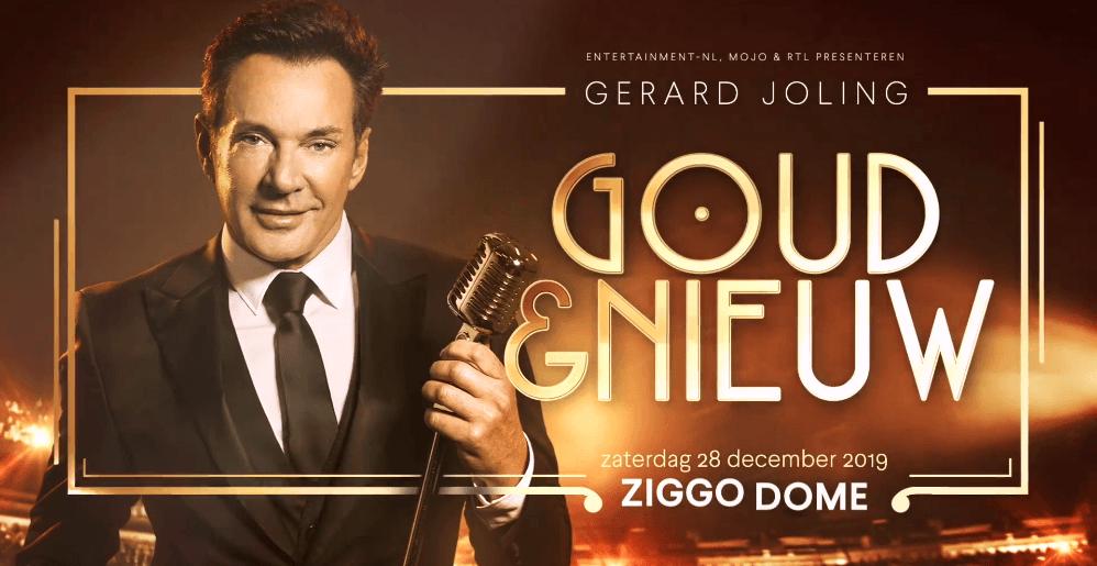 Goud & Nieuw met Gerard Joling