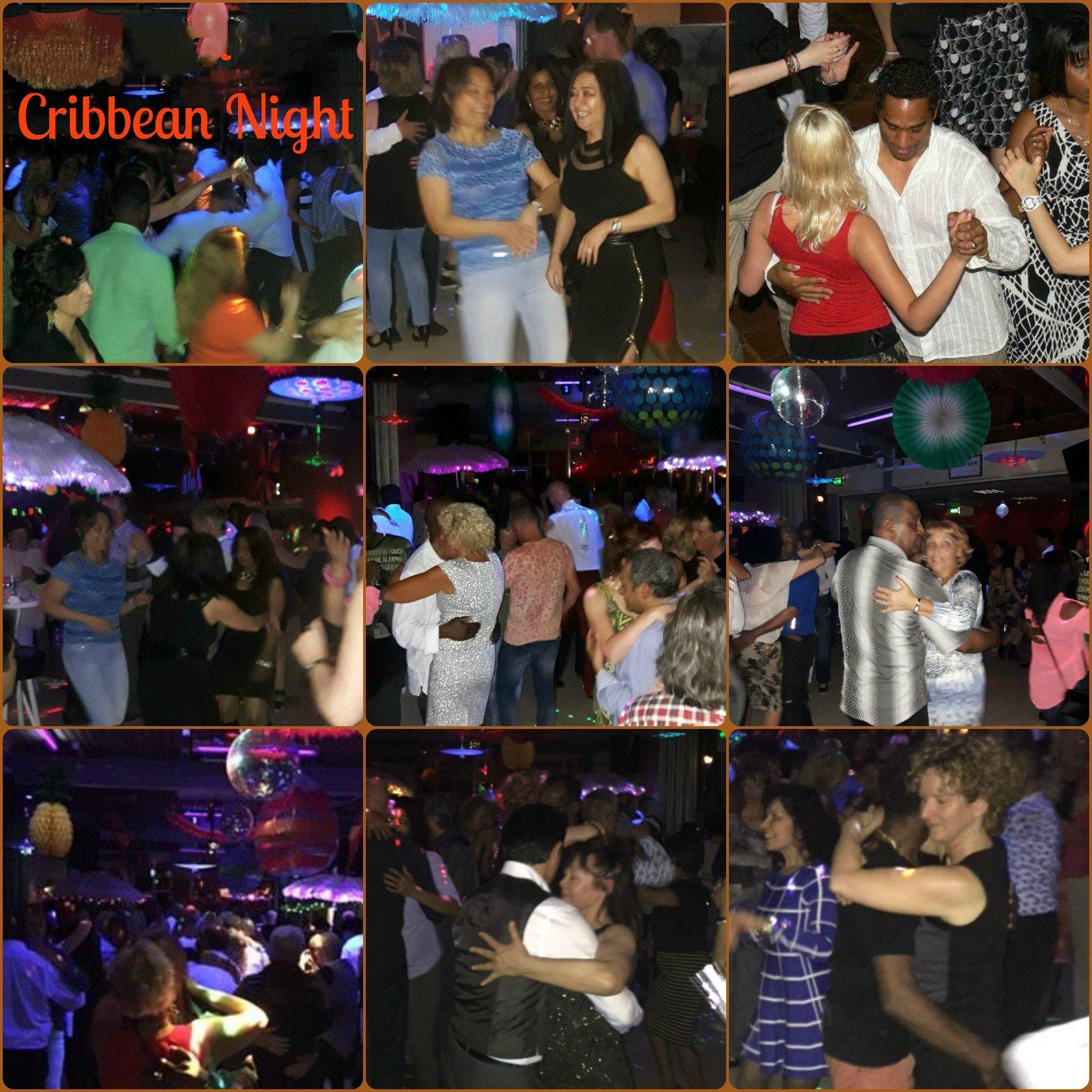 Caribische Dansavond Voor Singles