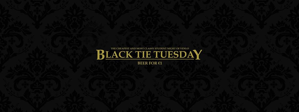 Black Tie Tuesday #1