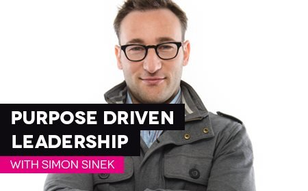 Simon Sinek: Purpose Driven Leadership