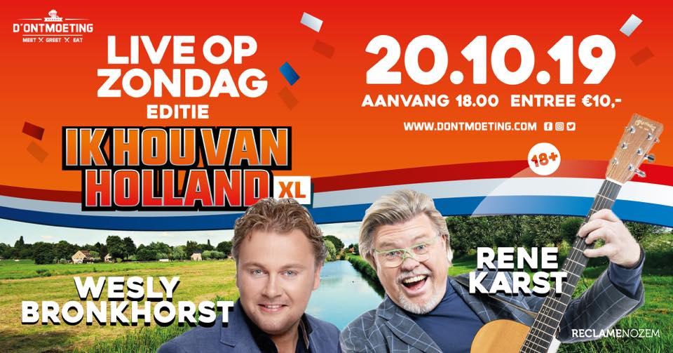 ik Hou Van Holland XL