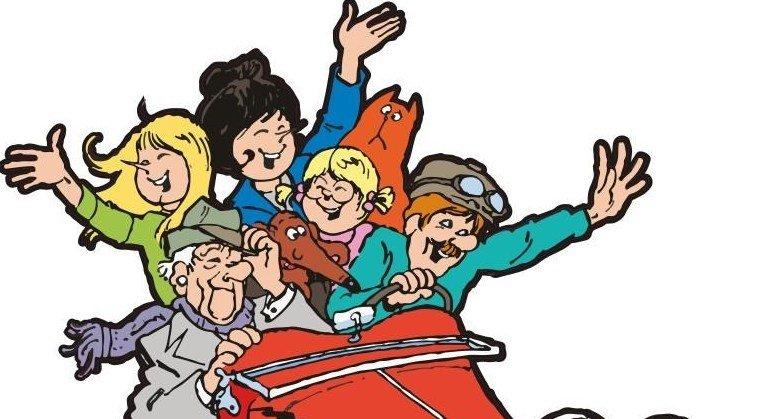Jan, Jans en de kinderen 50 jaar!