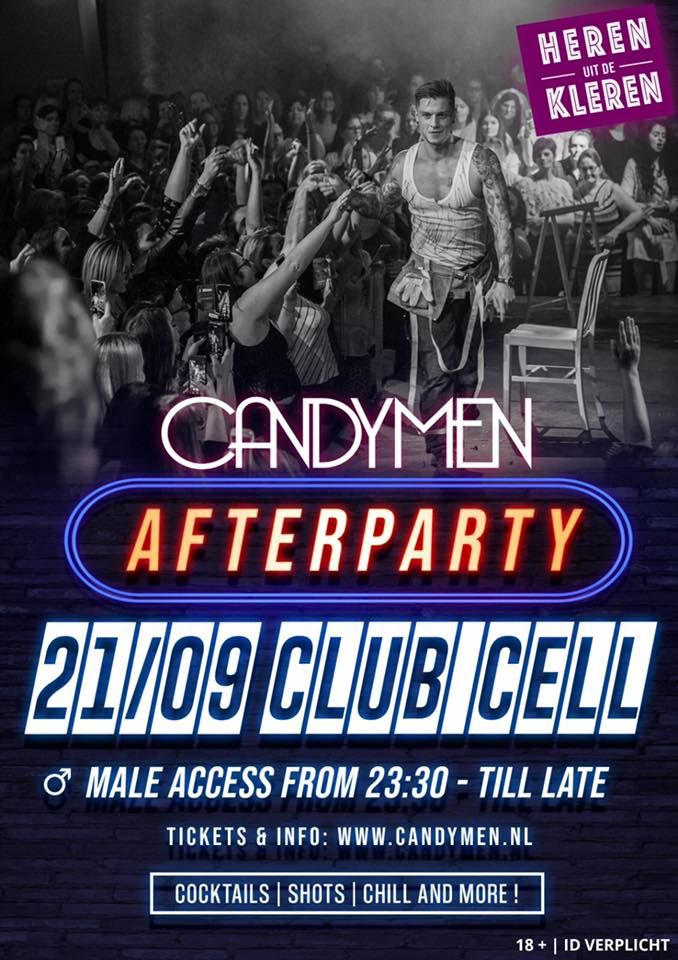 Candymen Afterparty