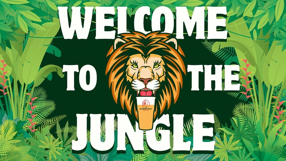 Welcome To The Jungle afsluiting!