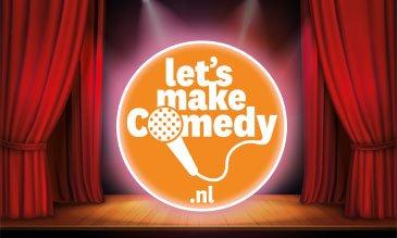 Let's make Comedy - Voorronde Gelderse Podia Comedy Talent