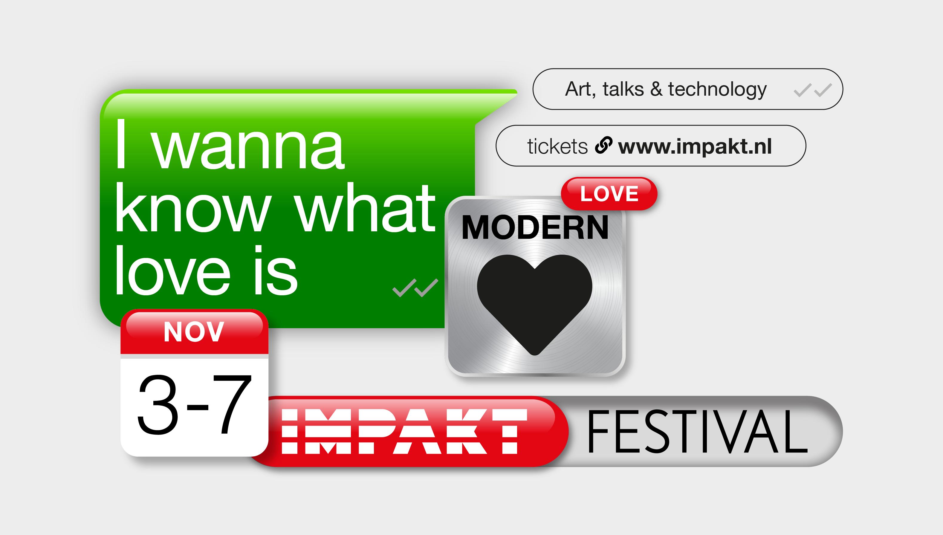 IMPAKT Festival 2021: Modern Love
