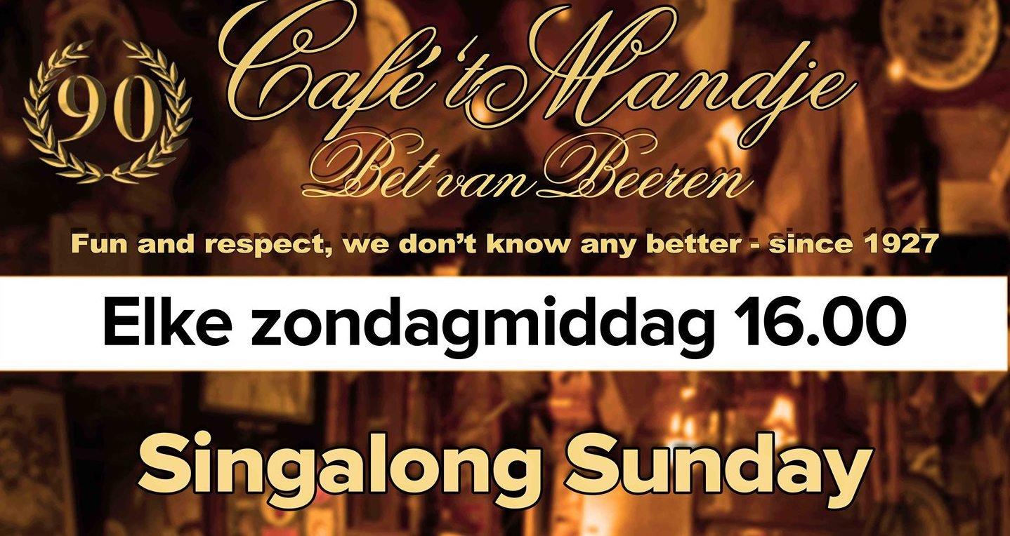 Singalong Sunday