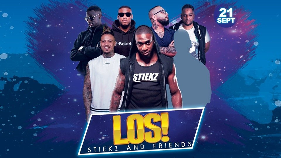 LOS! ✘ Stiekz and Friends