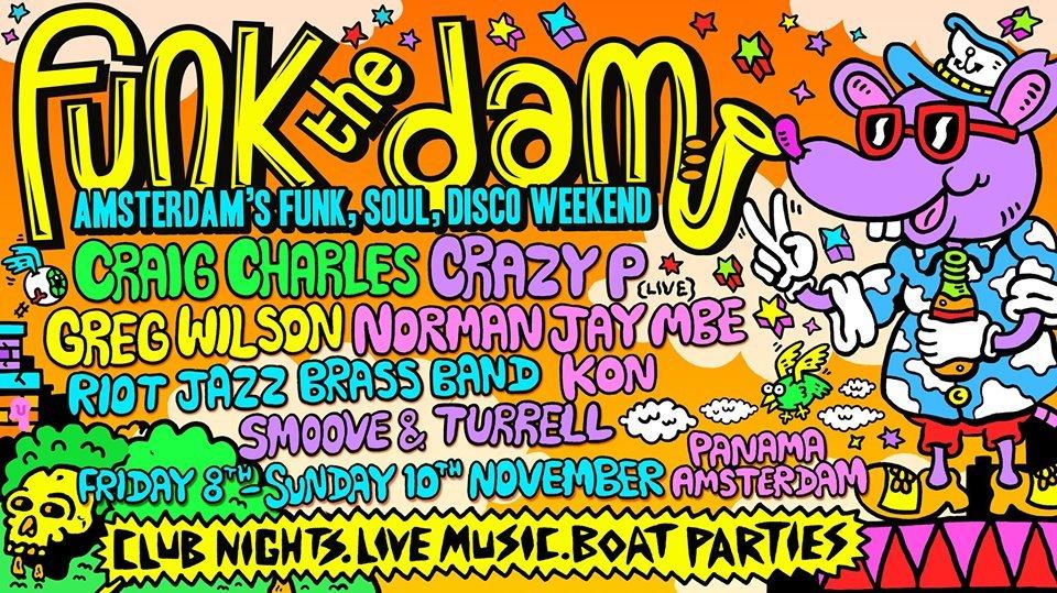 Funk, Soul, Disco Weekend