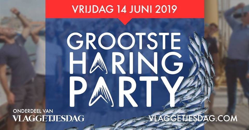 Grootste Haring Party 2019
