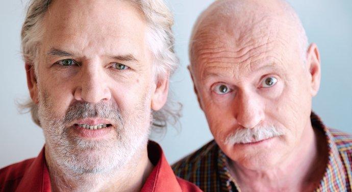 Zin: Arjan Ederveen en Jack Wouterse