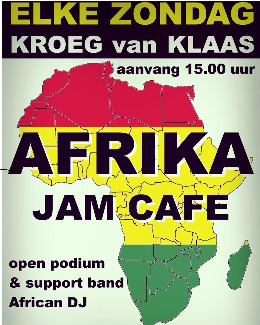 Afrika Jam Cafe