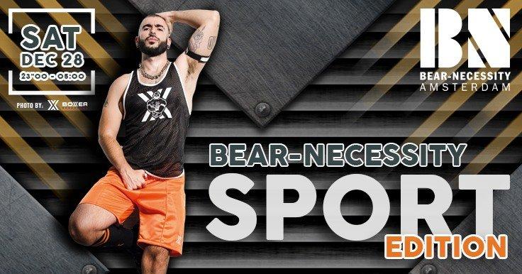 Bear-Necessity Sport Edition