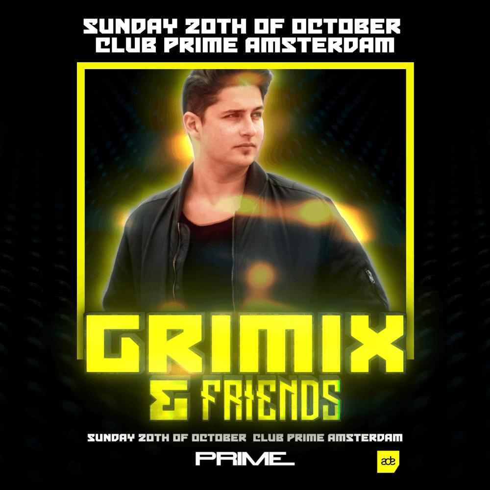 Grimix & Friends - Amsterdam Dance Event