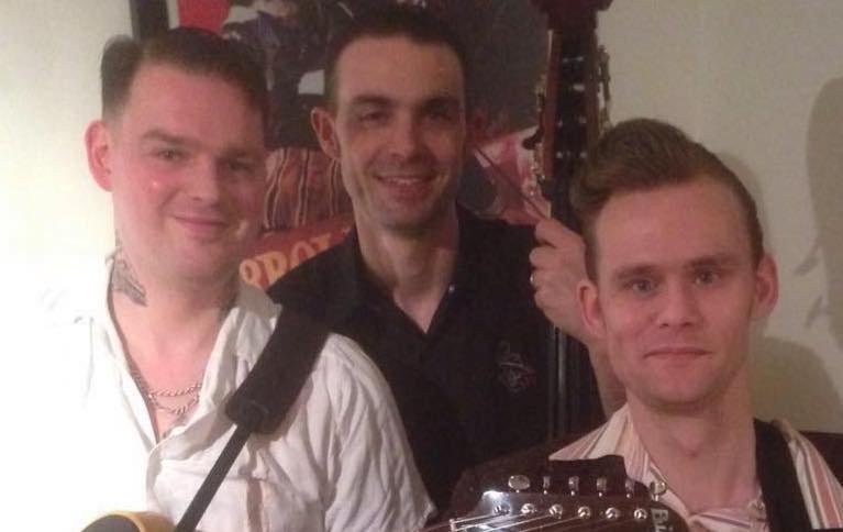 Danny Mcvey Trio (UK) & Jake Calypso (FR)