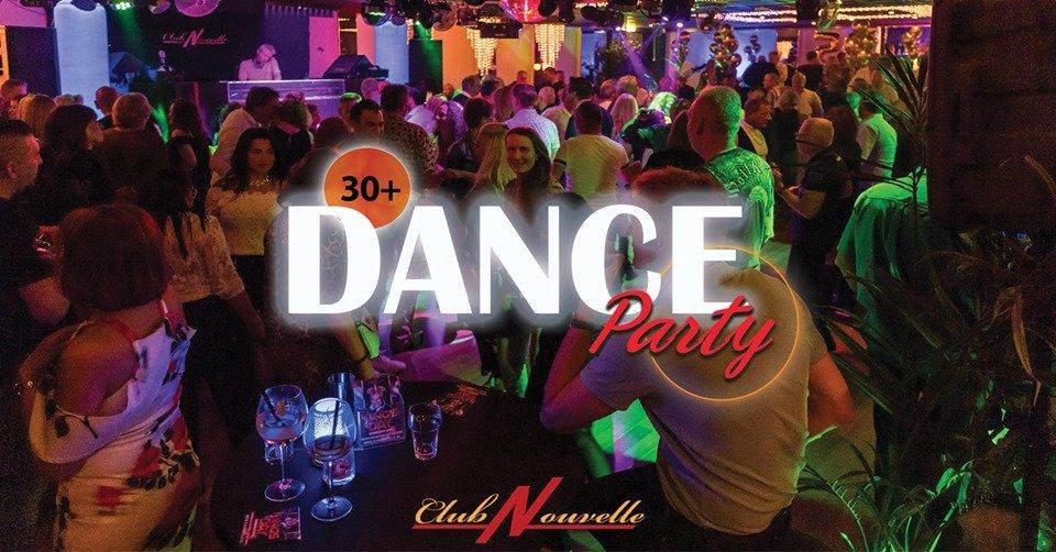 30+ Dance Party