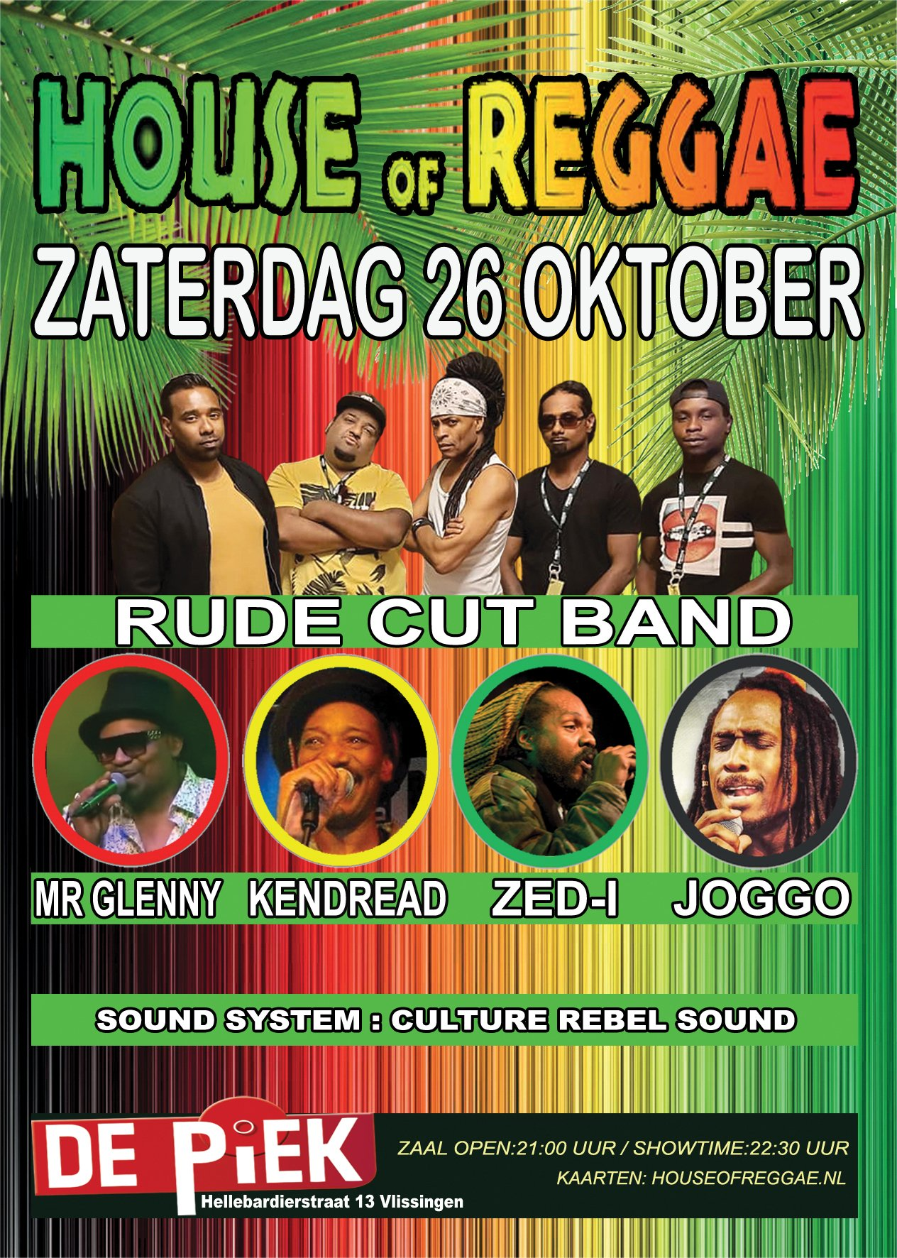 House of Reggae  4e editie