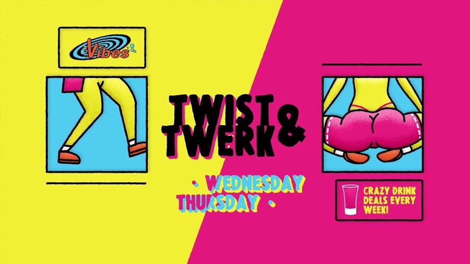 Twist and Twerk