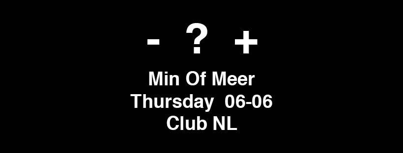 Min Of Meer 002