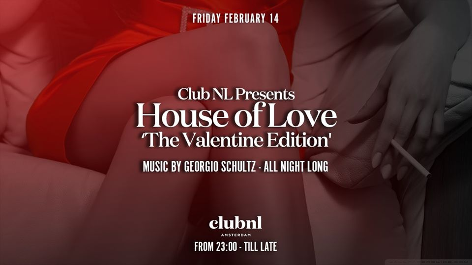 House of Love 'The Valentine Edition'