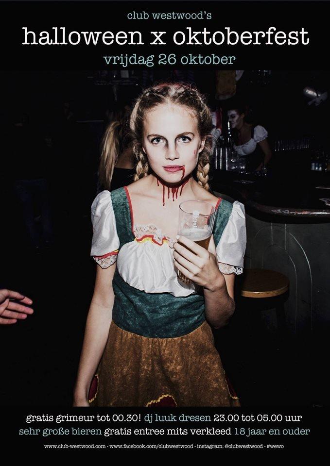 Halloween x Oktoberfest