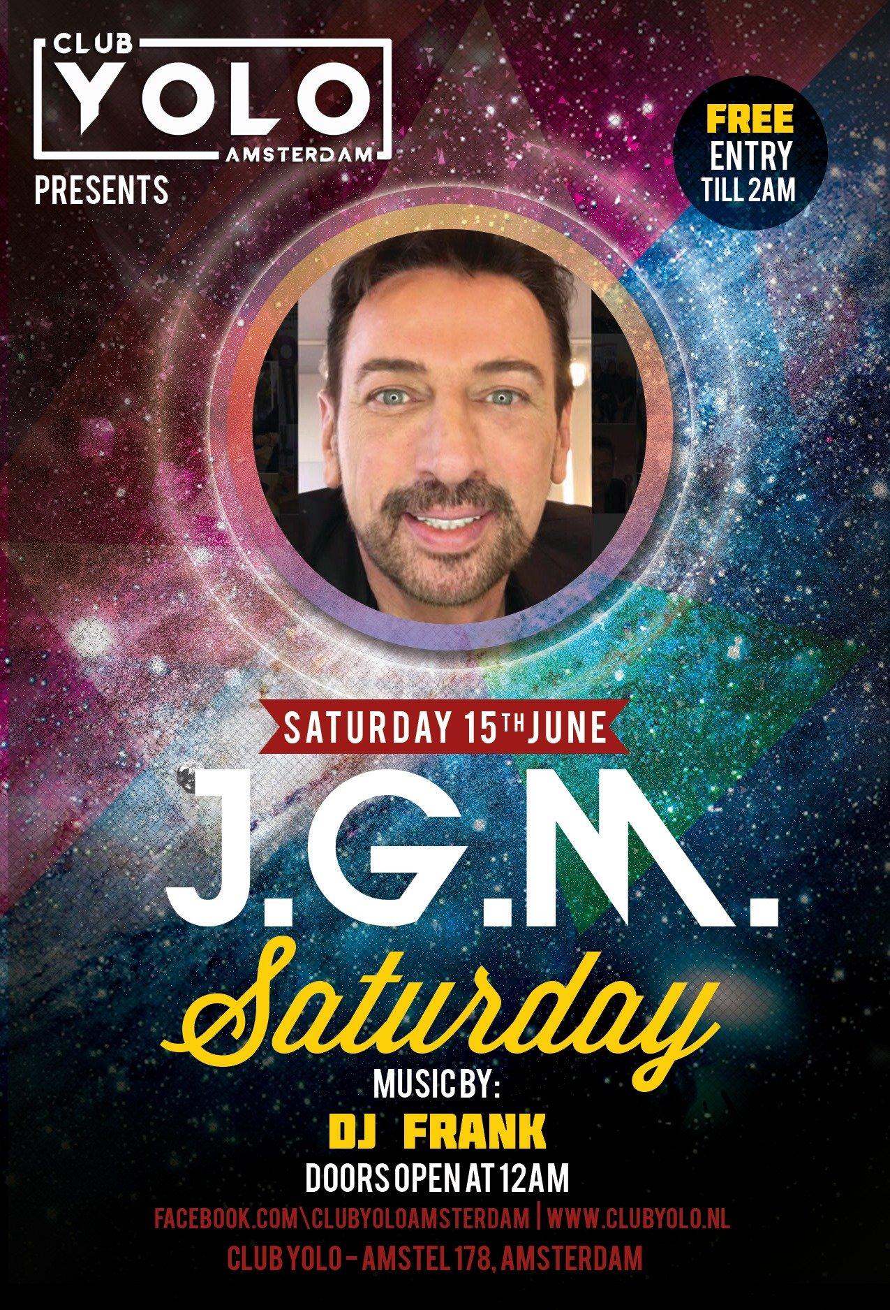 JGM with DJ Frank
