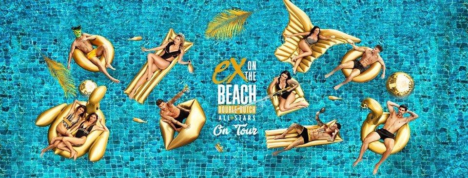 Ex on the Beach: Double Dutch On Tour