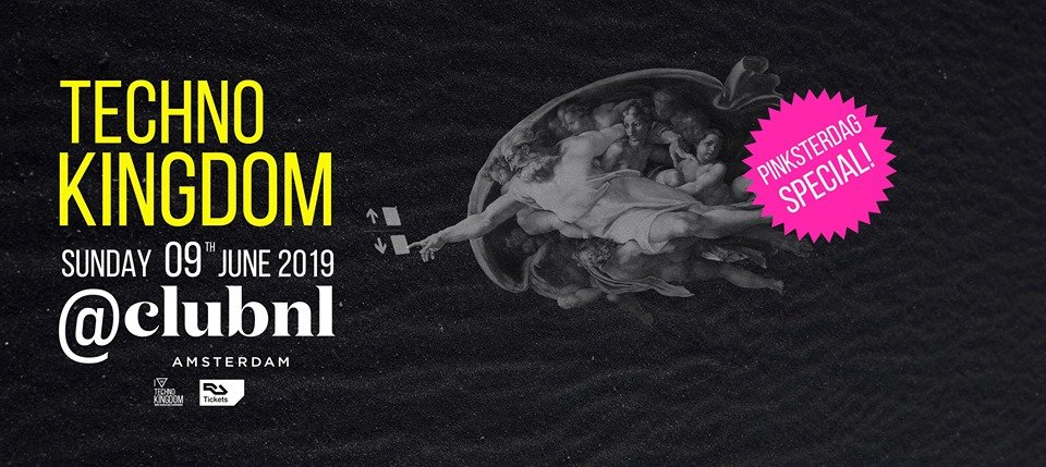 Techno Kingdom - Pinksterdag Special