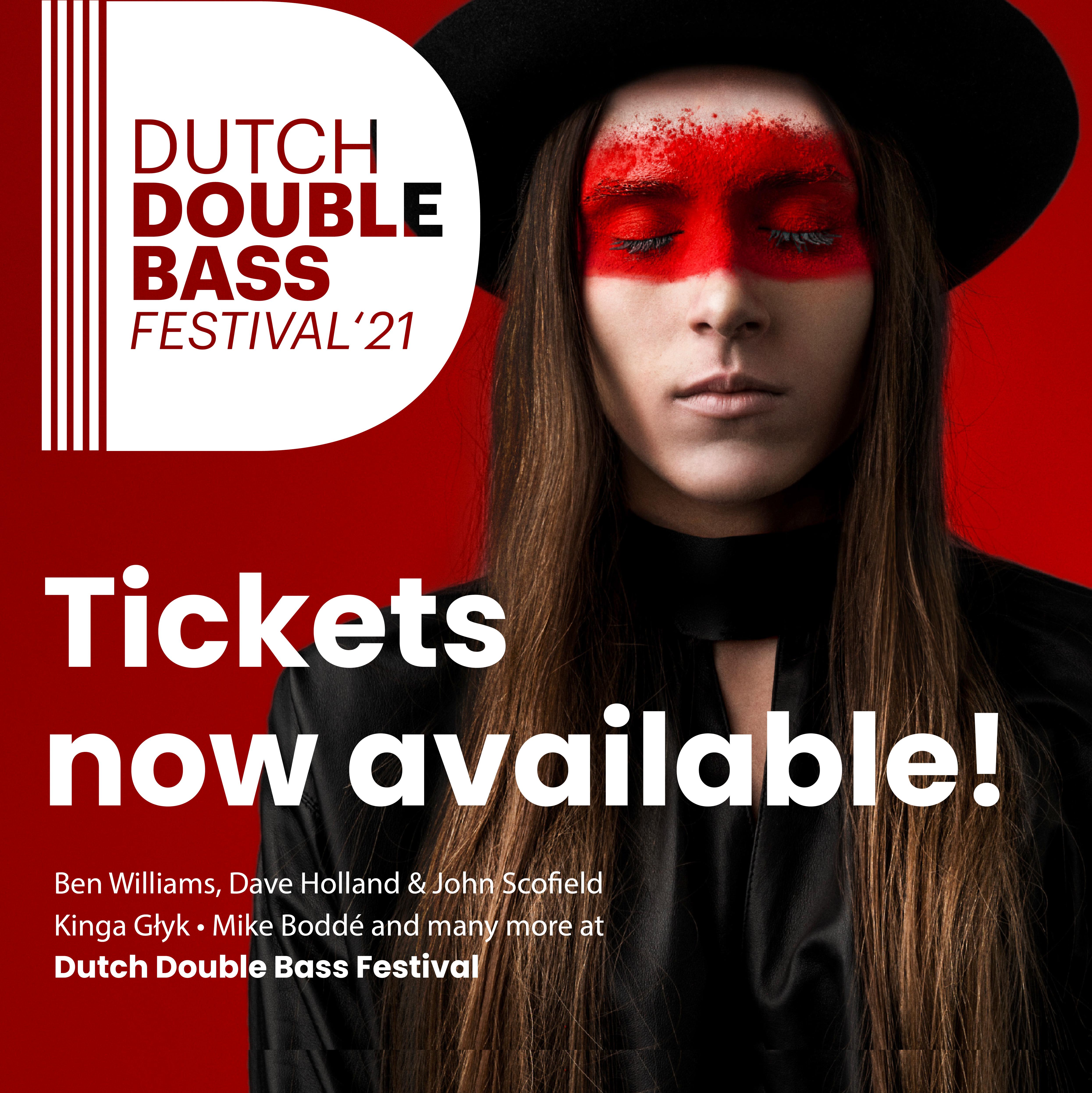 Dutch Double Bass Festival 2021