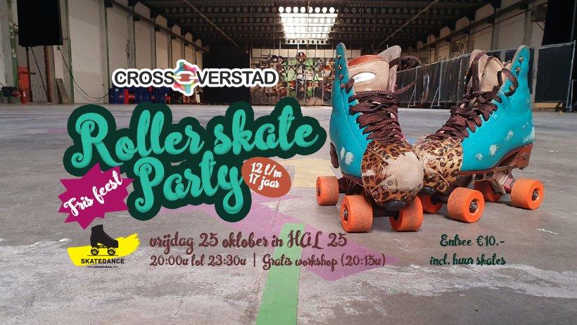 Roller Skate Party (12 t/m 17 jaar)