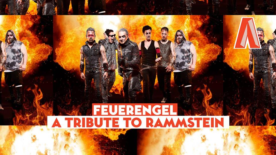 Rammstein Tribute: Feurengel