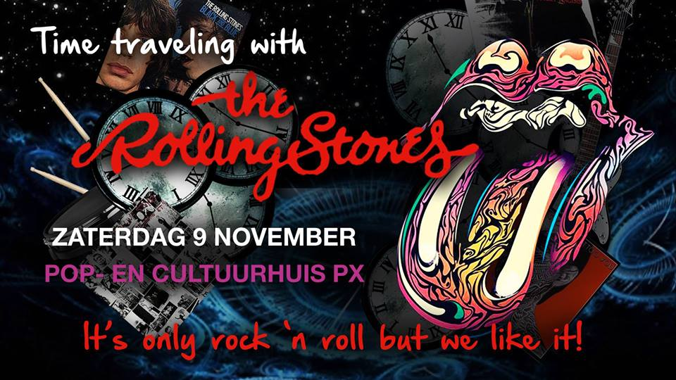 Time Traveling With The Rolling Stones