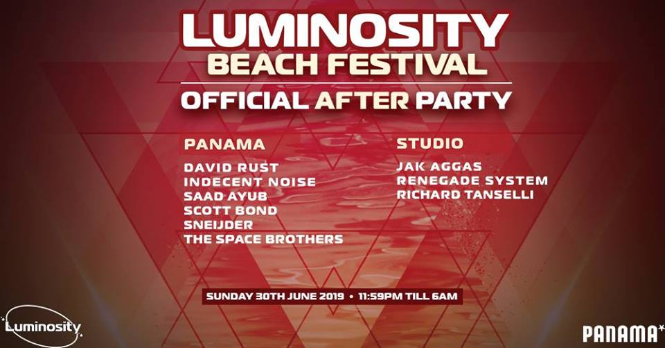 Luminosity Beach Festival After Party