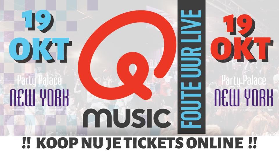 PPNY invites Q-MUSIC (Foute Uur Live)