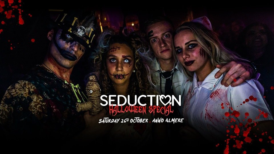 Seduction Halloween Special