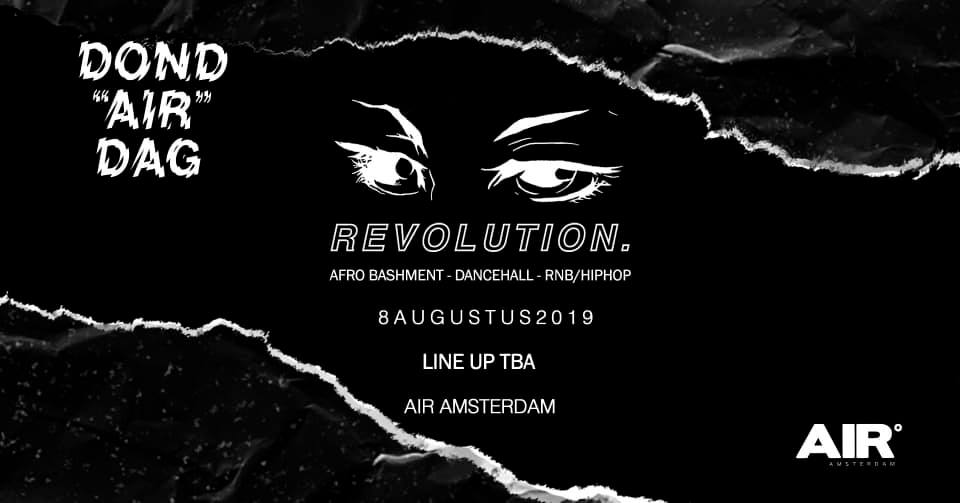 Revolution: The Kick-Off