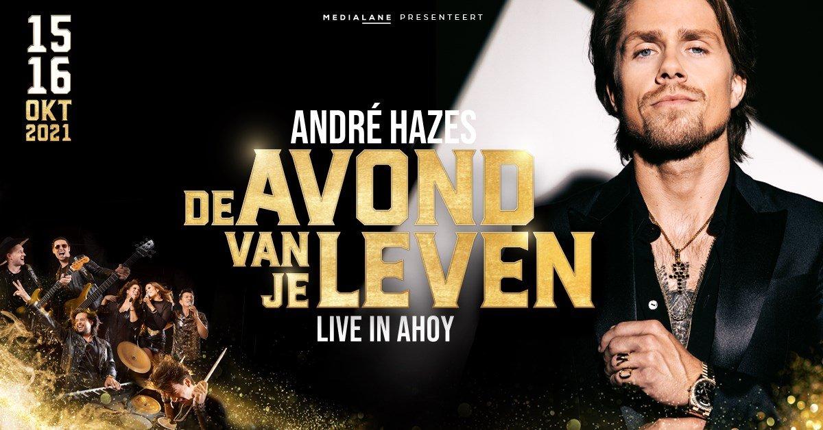 André Hazes Live