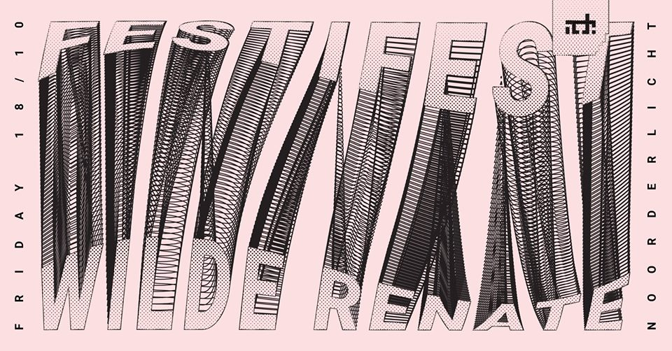 Festifest Invites: Wilde Renate