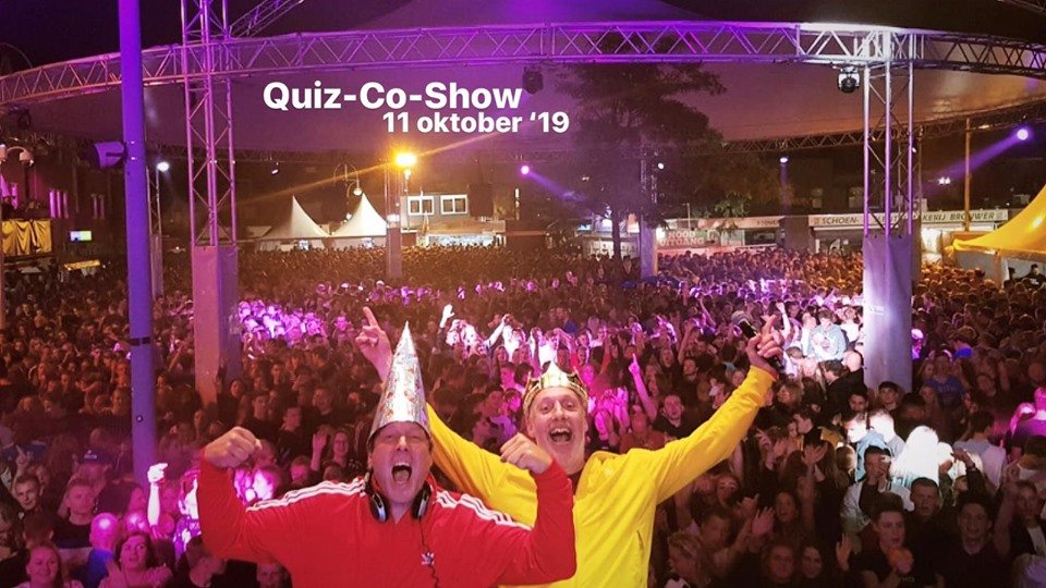 Wipneus en Pim - Quiz Co Show