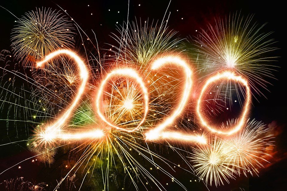 Happy New Year Bingo