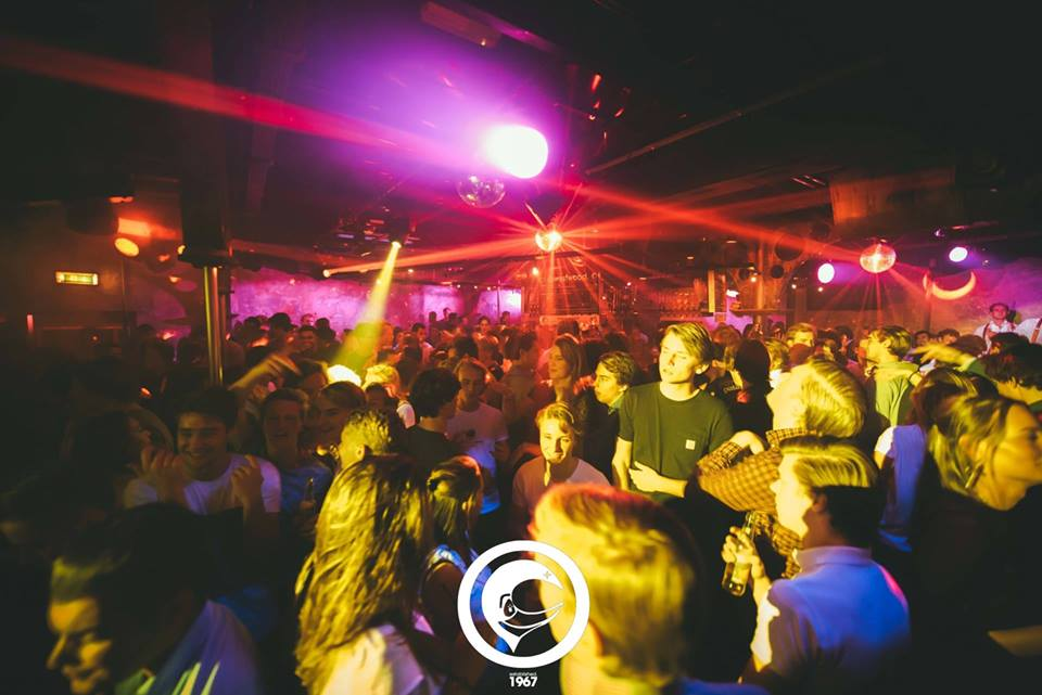 Elke Vrijdag: Clubnight