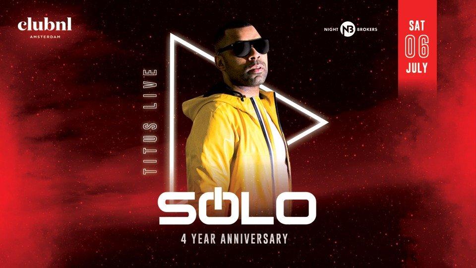 Solo w/ Titus Live