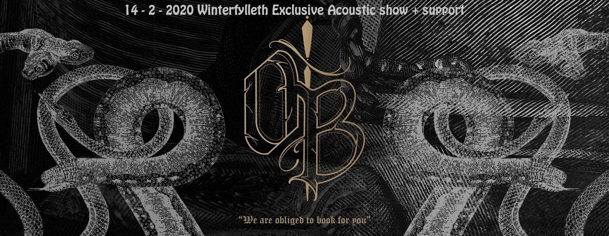 Winterfylleth Exclusive Acoustic show + support of ARD