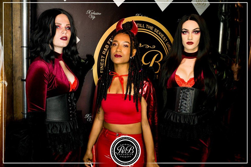 R&B Exclusive 050 Halloween