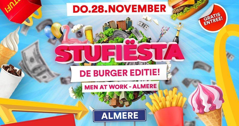 Stufiësta - De Burger Editie!