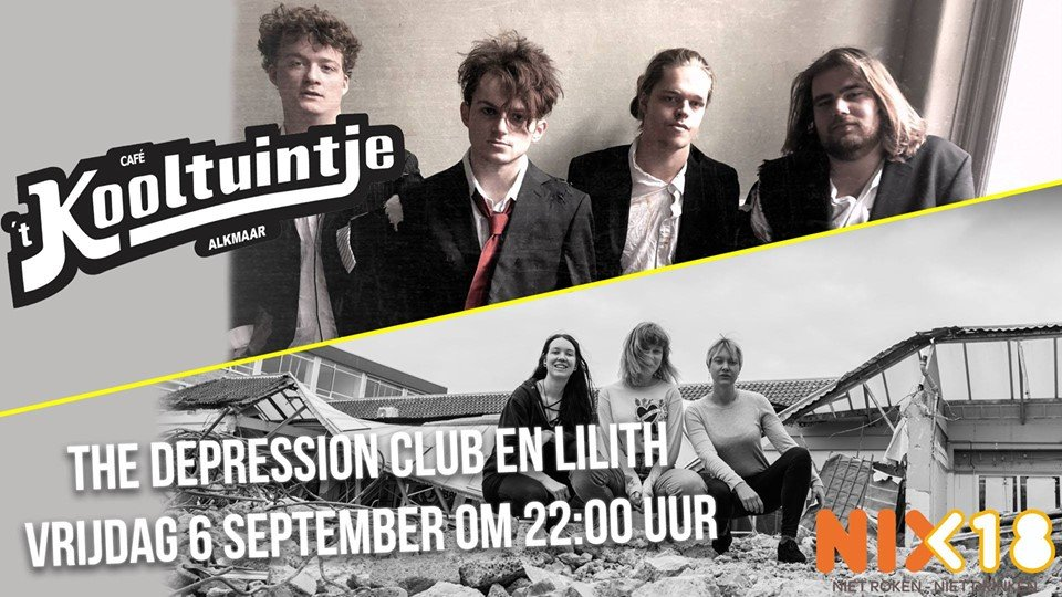 The Depression Club en Lilith